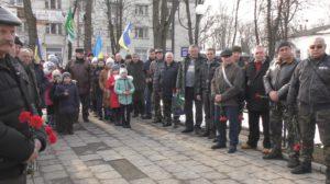 Лебединці вшанували пам'ять воїнів-інтернаціоналістів (відео)