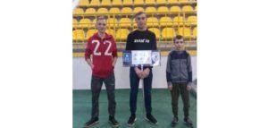 Наші на всеукраїнських змаганнях з легкої атлетики