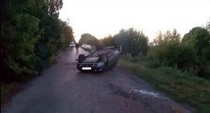 На Лебединщині внаслідок аварії загинув чоловік