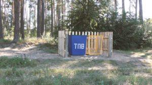 У місті встановлюють нові контейнерні майданчики (відео)