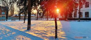 Зимовий морозний ранок у Лебедині (фотопідбірка)
