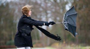 На Сумщині прогнозують сильні пориви вітру