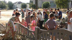 У Великому Висторопі відсвяткували день села (відео)